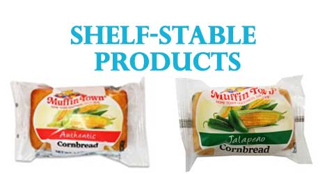 Muffin Town Shelf-Stable Products