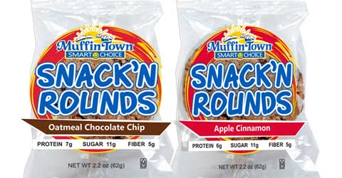 Smart Choice Snack'n Rounds